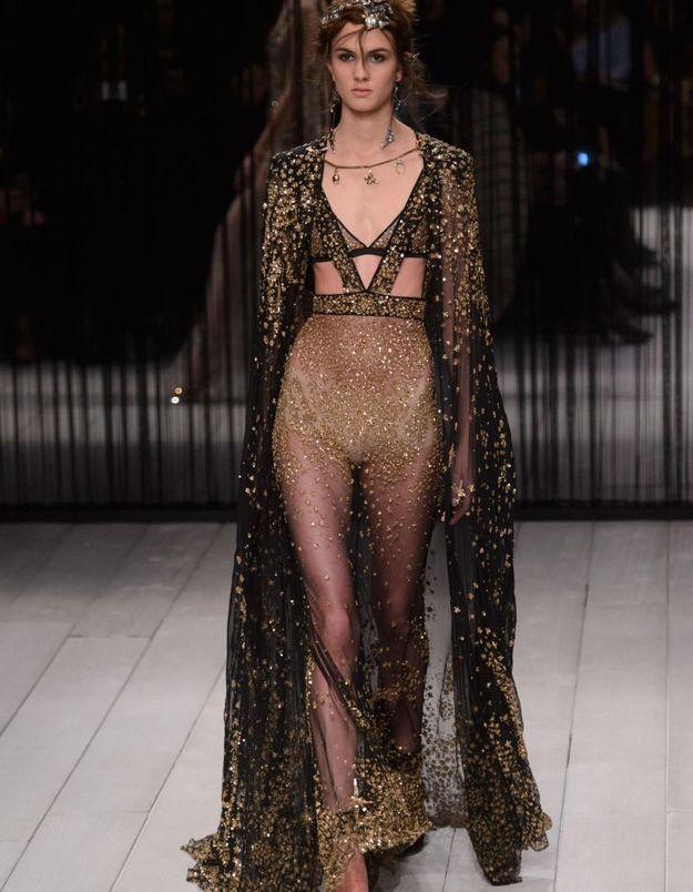 Fashion Week: le romantisme d'Alexander McQueen