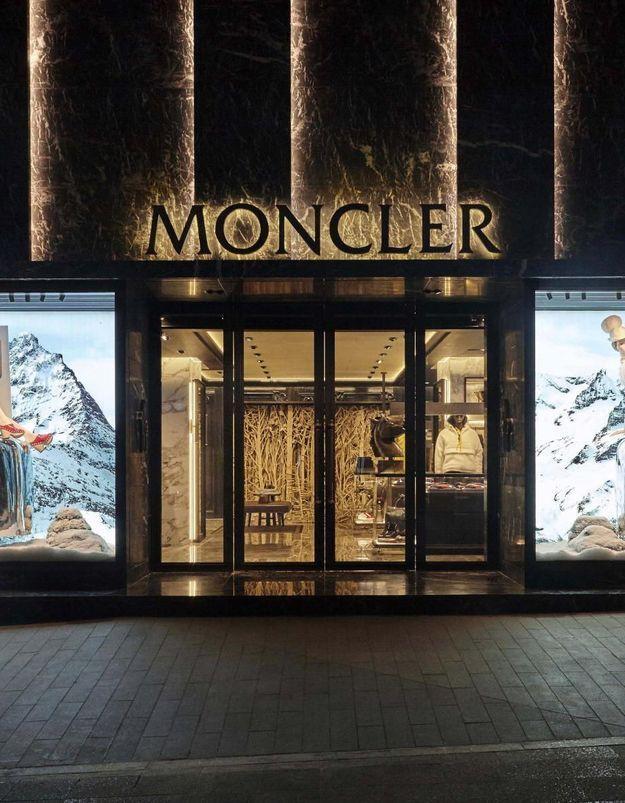 Label culte : Moncler