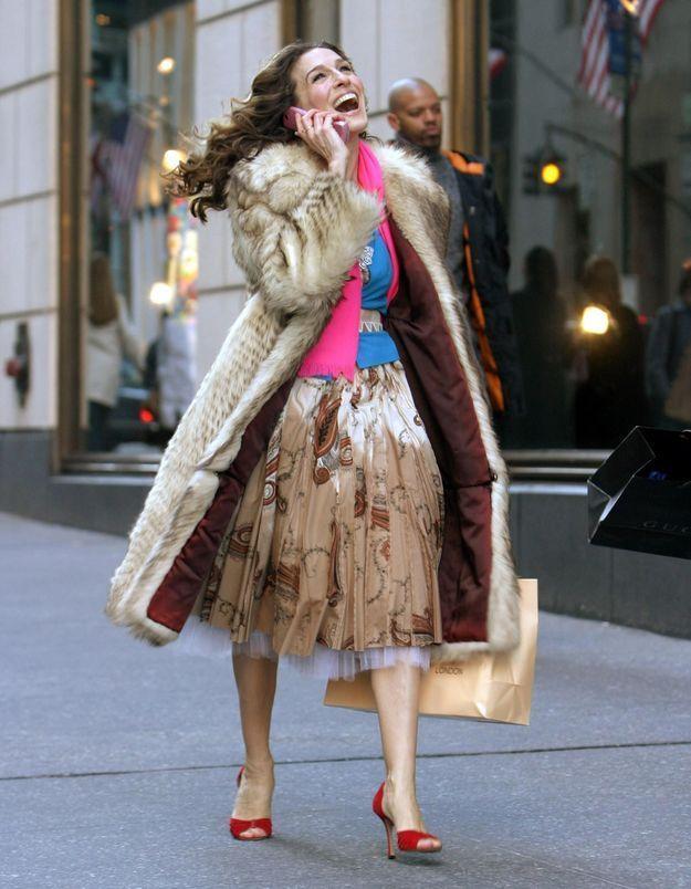 Vous pouvez maintenant vous offrir les chaussures de Carrie Bradshaw