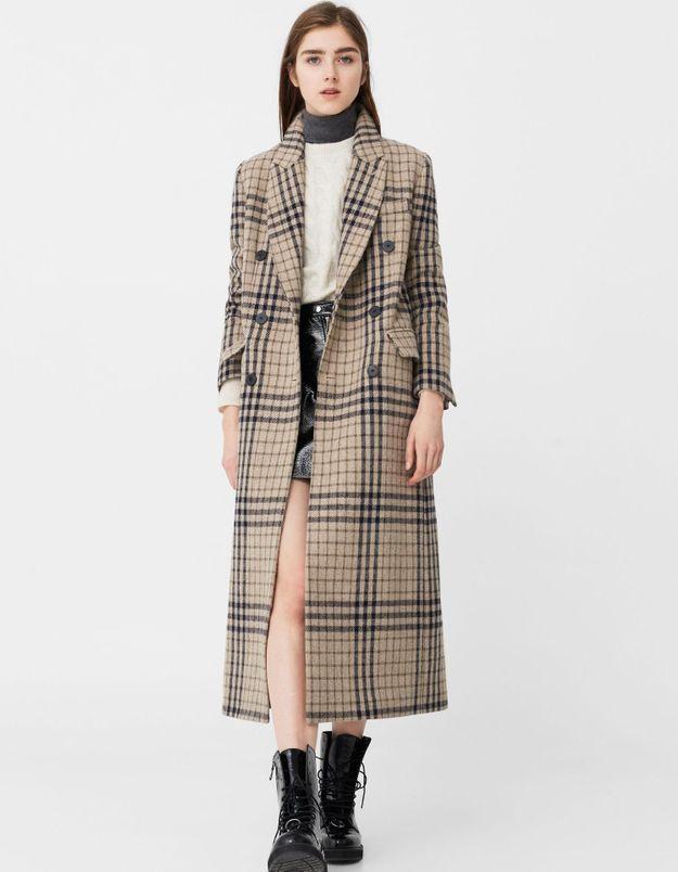 Radar mode #11 : le manteau long Mango