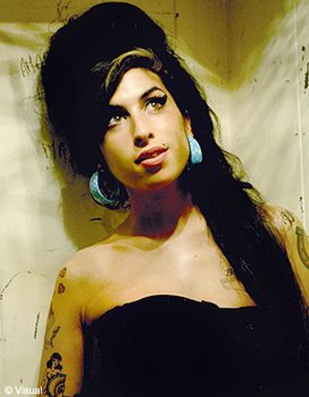 Amy Winehouse hospitalisée d'urgence !