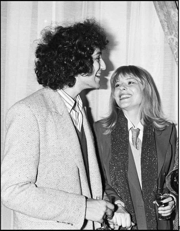 France Gall et Michel Berger