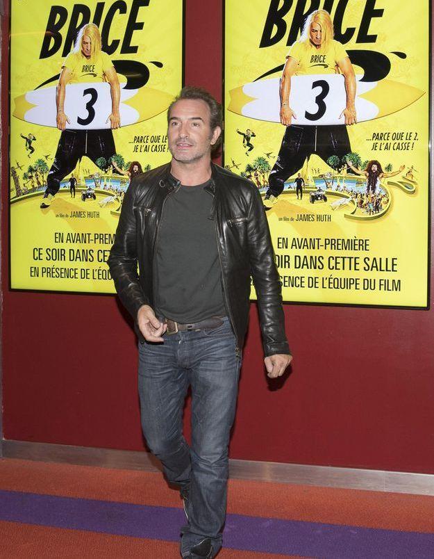 Jean dujardin l avant premi re de brice de nice 3 for Dujardin brice 3