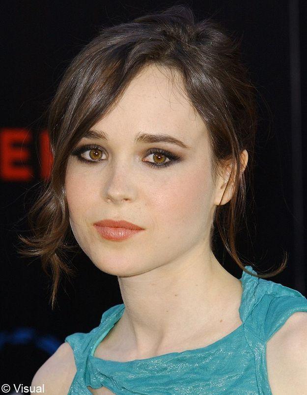L'actrice Ellen Page menacée de mort sur Twitter