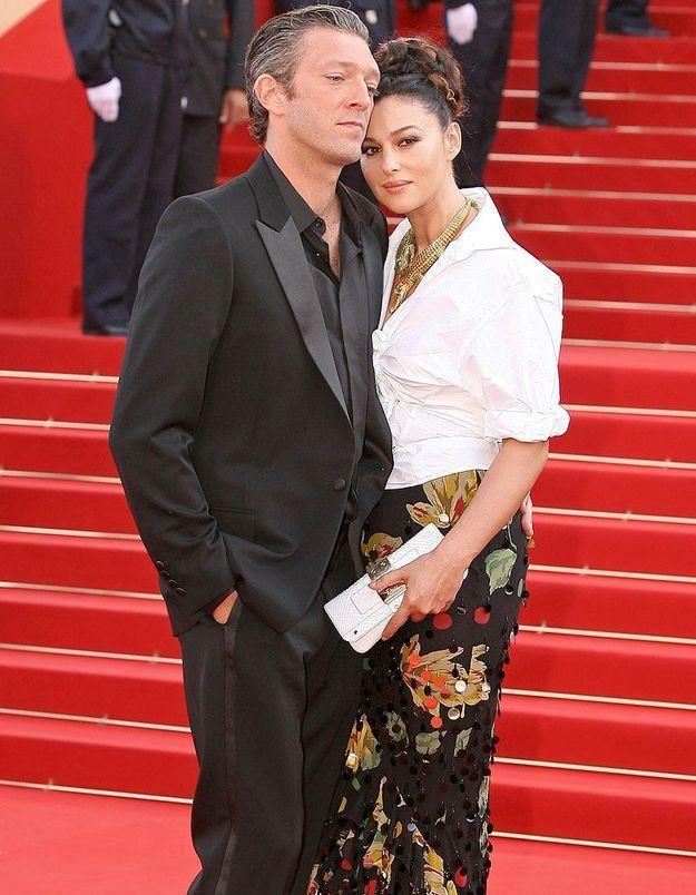 La séparation de Monica Bellucci et Vincent Cassel attriste le web