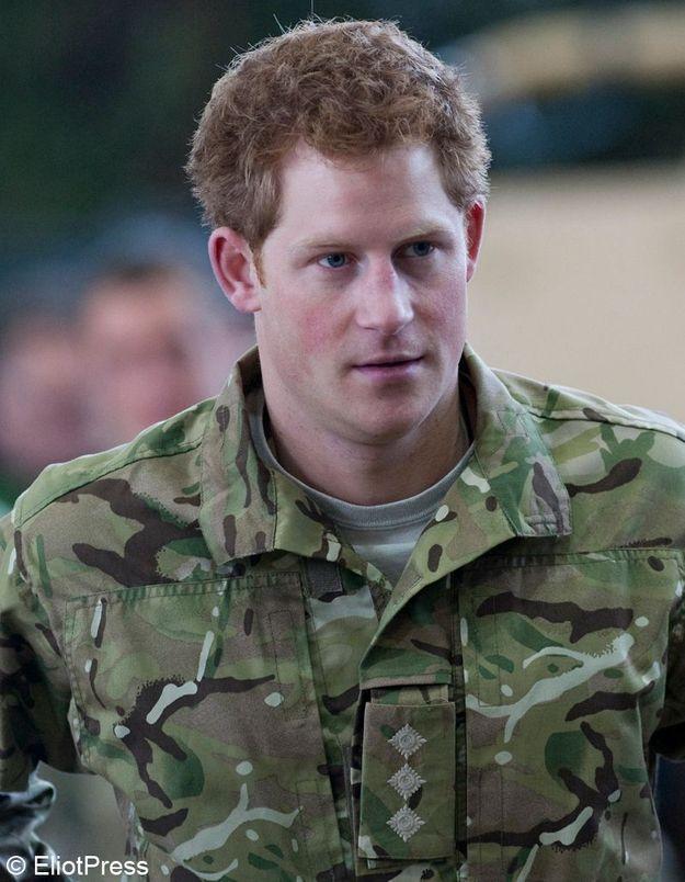 Le prince Harry retourne en Afghanistan