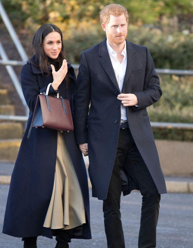 Prince Harry et Meghan Markle  on connaît la date exacte du mariage