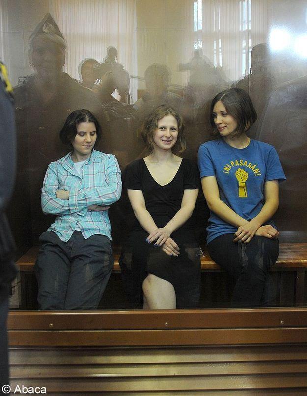 Exclusif : les Pussy Riot parlent à Nathalie Dolivo depuis leur prison