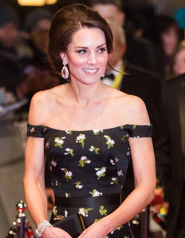 Bafta : Kate Middleton portera-t-elle une robe noire en soutien aux victimes de harcèlement sexuel ?