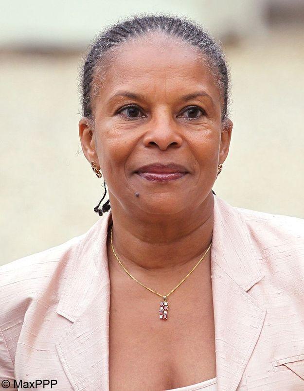 Christiane Taubira élection presidentielle 2017, candidat