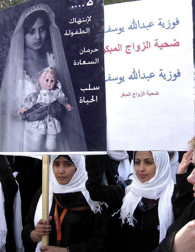marie de force une ymnite de 8 ans serait dcde - Yemen Mariage Forc
