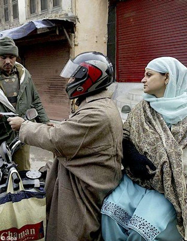 New Dehli : le port du casque pas obligatoire pour les femmes