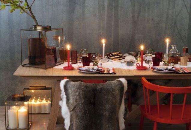 Nos tables de fêtes inspirées des 4 coins du Monde