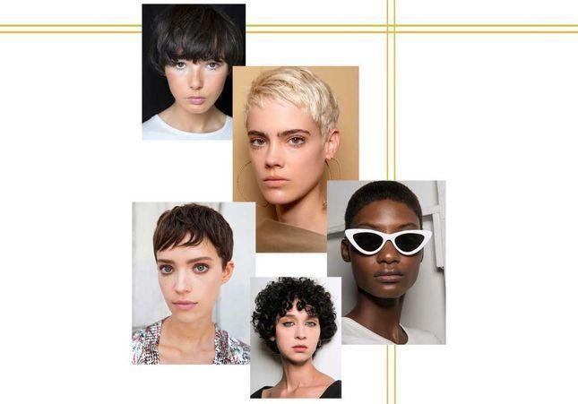 Les plus belles coupes courtes de 2018