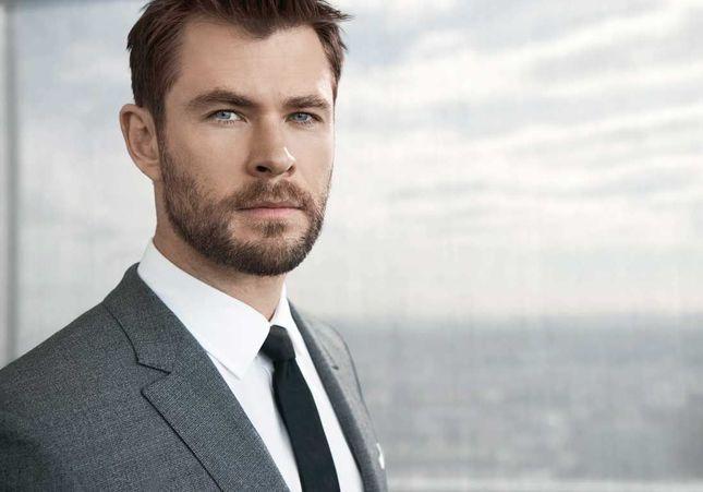 Chris Hemsworth, quand un super héros nous parle de beauté