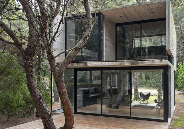 12 maisons d'architectes wahou repérées sur Pinterest pour s'inspirer