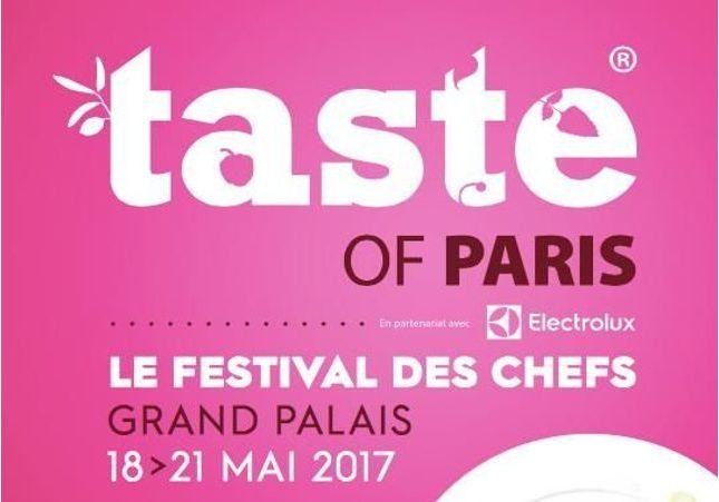 Amateur de gastronomie ? Gagnez vos places pour le festival « Taste of Paris »