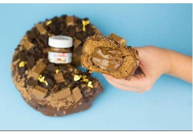 Connaissez-vous le donuts Do-Nutella Versace ?