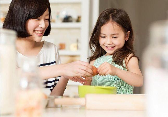 Coaching : Cuisiner avec les enfants