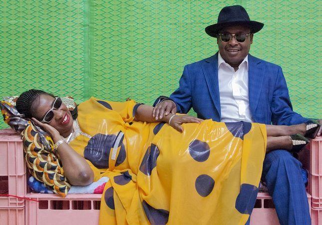Amadou & Mariam, en session acoustique à la rédaction