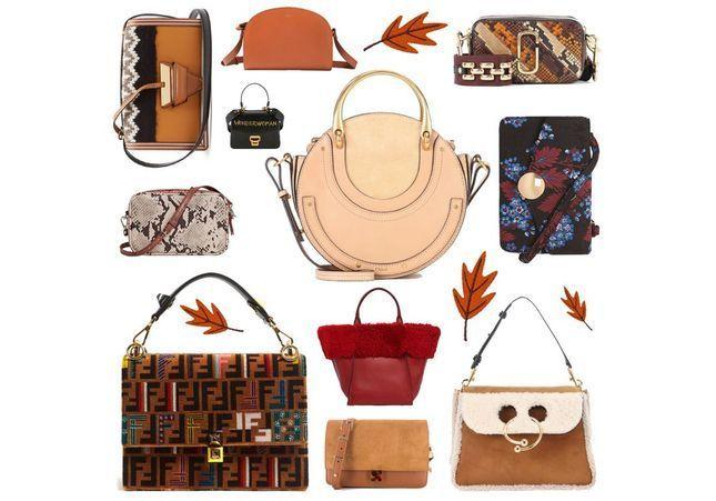 50 nouveaux sacs pour l'automne