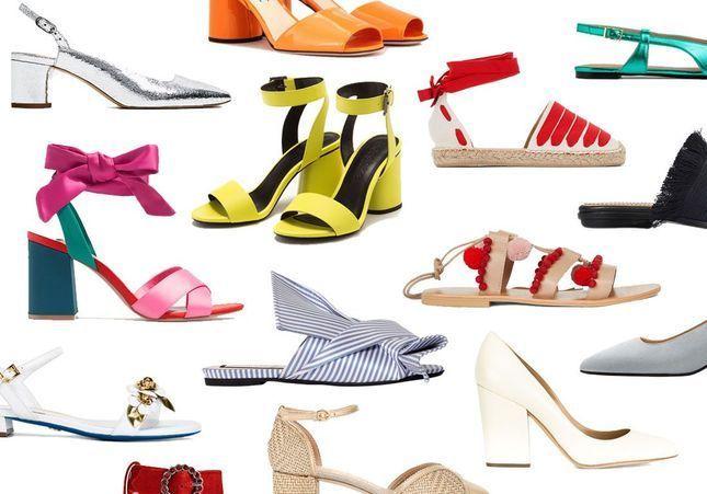 30 chaussures d'été à mettre tout de suite à nos pieds