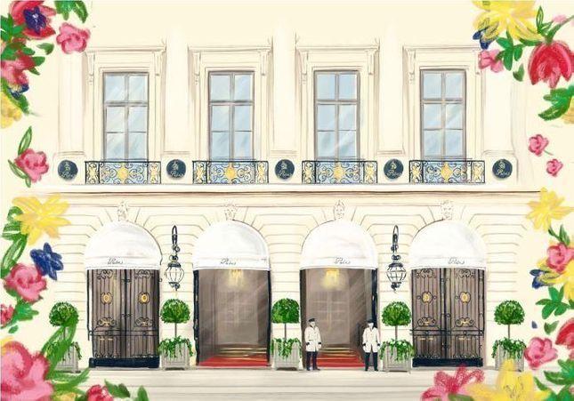 Un pop up store de luxe pour la collection Tara Jarmon
