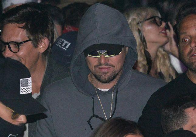 Leonardo DiCaprio : son déguisement (raté) pour rester incognito à Coachella