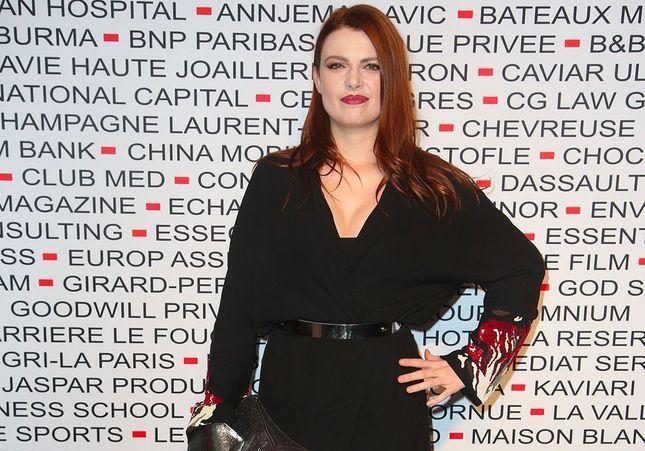 Elodie Frégé et Camille Lacourt réunis devant un parterre de stars pour un déjeuner VIP