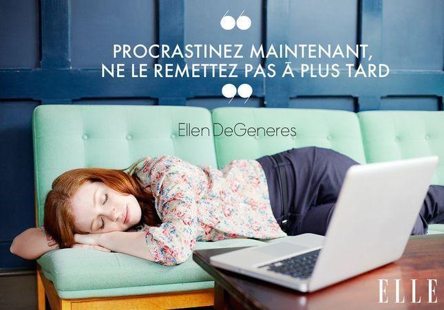 Procrastination : 20 citations à méditer maintenant… ou plus tard !