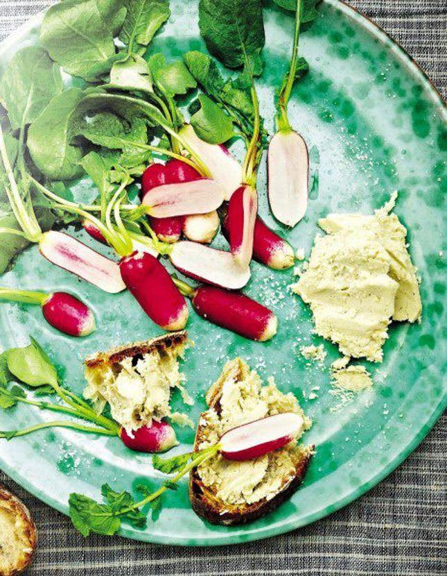 Radis recettes de cuisine radis elle table - Quand cueillir les radis ...