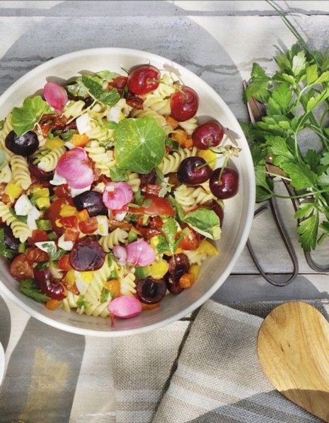 salades de pates recettes de cuisine salades de pates 224 table