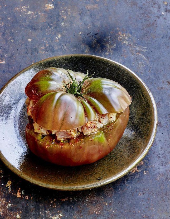 tomates recettes de cuisine tomates elle table. Black Bedroom Furniture Sets. Home Design Ideas