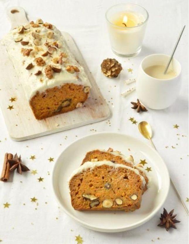 Cakes de no l recettes de cakes de no l elle - Dessert de noel leger ...