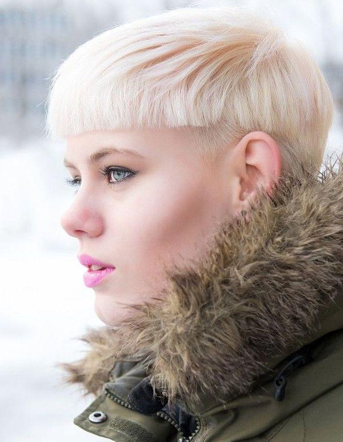 Bien connu Coupe de cheveux courte femme hiver 2016 - Les plus belles coupes  HE31