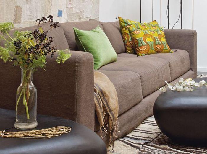 Assez 14 canapés ultra-confortables - Elle Décoration BA27