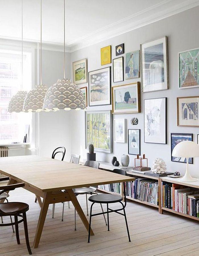 Populaire Décoration murale : 30 idées déco pour mettre en valeurs vos  ZK39