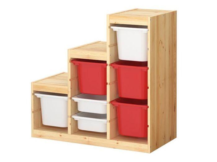 Enfants 70 meubles de rangement ultra pratiques Elle Dcoration