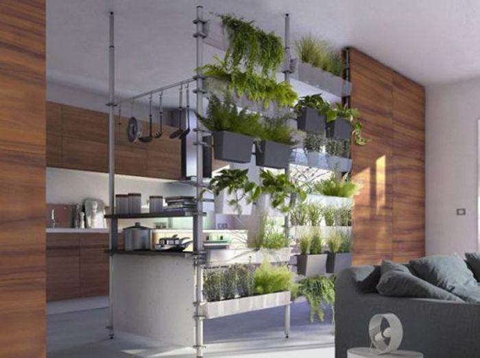 Super Aménager une cuisine semi-ouverte sans travaux - Elle Décoration UK59