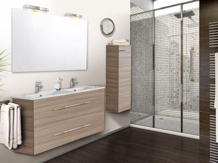Bien-aimé 12 meubles de salle de bains pas chers - Elle Décoration JX36