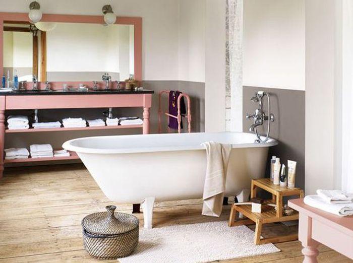 salle de bain retro chic do08 jornalagora. Black Bedroom Furniture Sets. Home Design Ideas