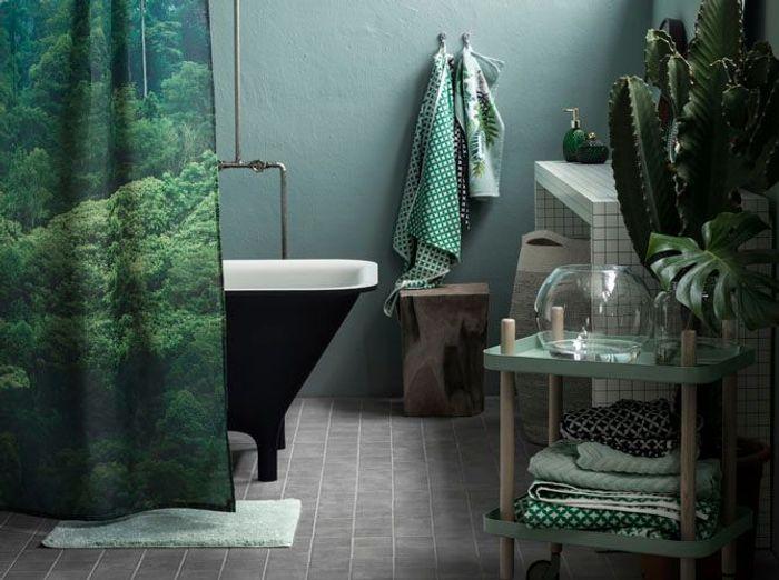 Exceptionnel salle de bains zen - Elle Décoration OR87