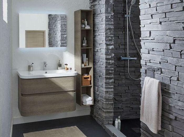 Super salle de bains zen - Elle Décoration PH98