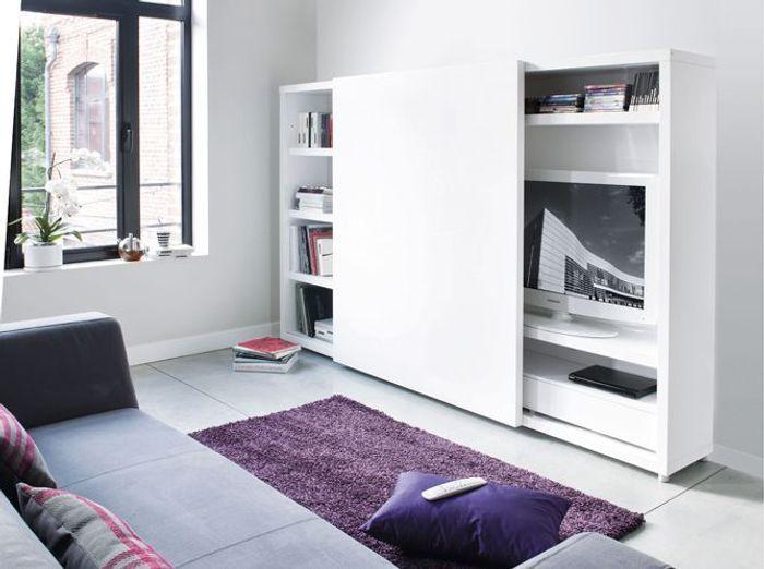 Le meuble TV fait sa star Elle Dcoration