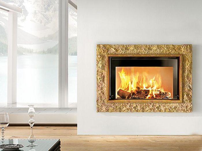 Préférence Nos 50 plus belles cheminées - Elle Décoration VH68