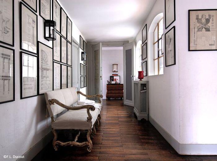 Connu 15 idées pour aménager son couloir - Elle Décoration QQ53