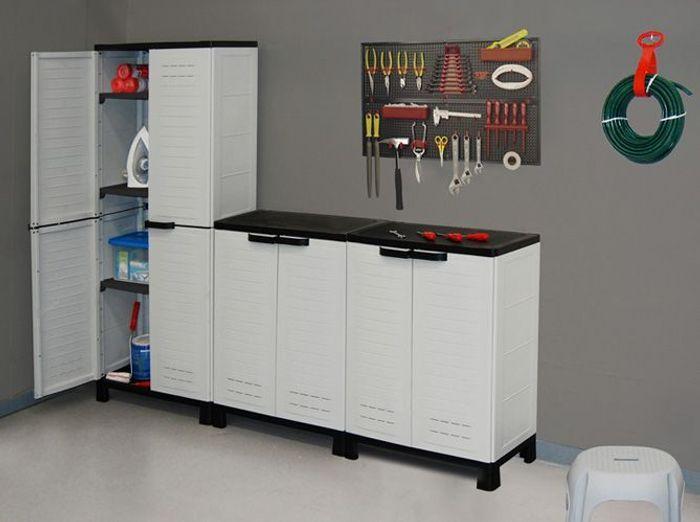 Très Nos idées de rangements pour le garage - Elle Décoration AB36