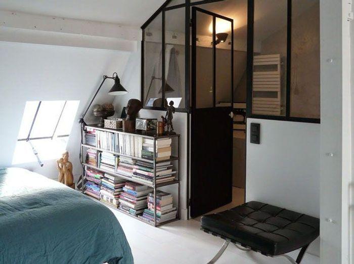 Bien connu 35 chambres sous les combles - Elle Décoration HC77