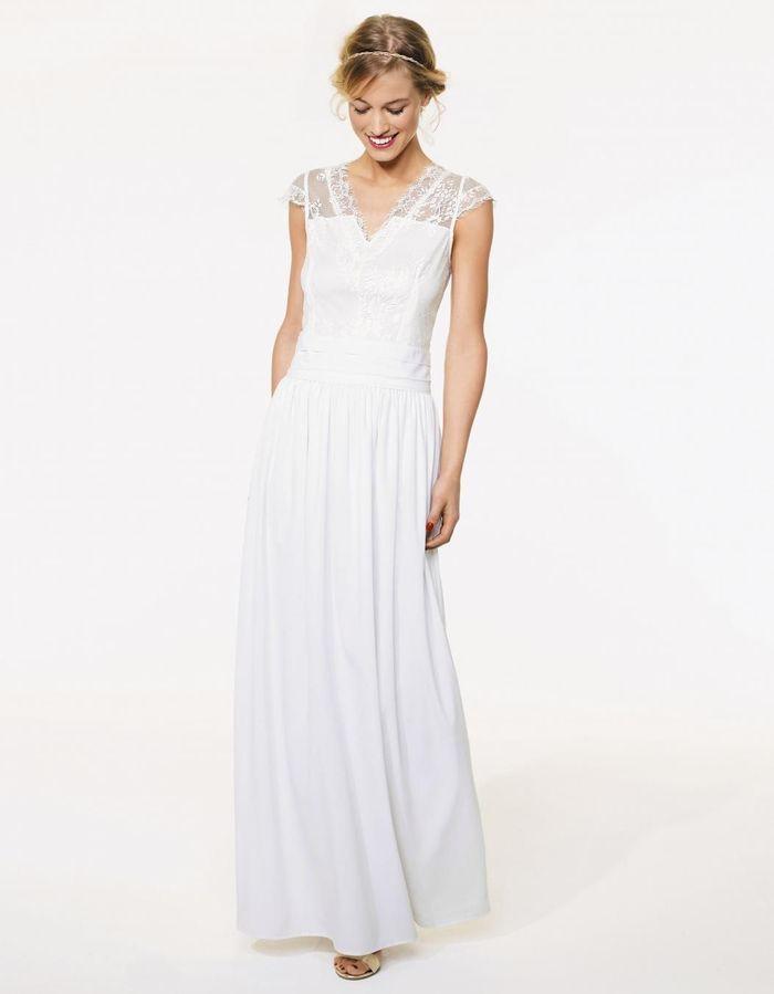 Robe de mariée pas cher : les plus belles robes de mariée pas cher ...