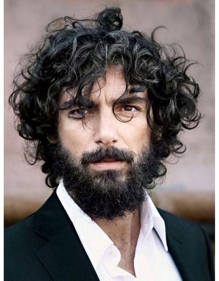coiffure homme tendance hiver 2016 ces coupes de cheveux pour hommes qui nous s duisent elle. Black Bedroom Furniture Sets. Home Design Ideas